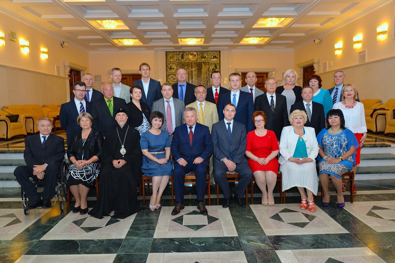 Список членов общественной палаты 15 фотография