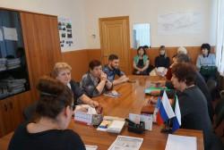 В районах Хабаровского края продолжается обучение наблюдателей
